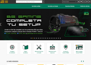 sitio web pcbox