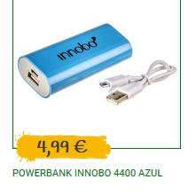 powerbank Innobo