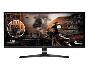 monitor curvo LG