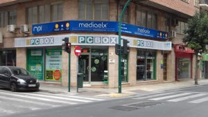 PCBox Elche