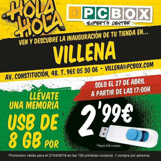 pcbox-villena-inauguración